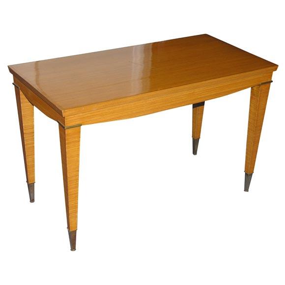 Fine Art Deco Rectangular Coffee Table At 1stdibs