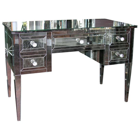 mirrored writing desk Having a spacious lounge might be completed by individuals with restricted dwelling space if the proprietor can sheridan mirrored writing desk.