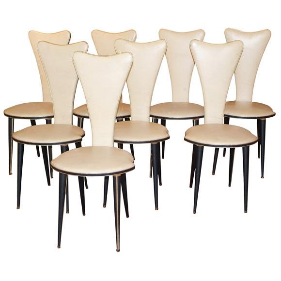 Umberto Mascagni 1950s Dining Chairs at 1stdibs : xDSCF5173 from www.1stdibs.com size 580 x 580 jpeg 30kB