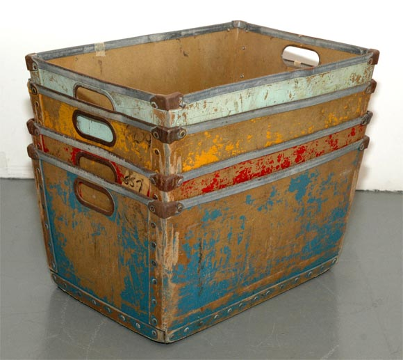 Antique Furniture Suppliers Mail: Vintage Mail Bins At 1stdibs