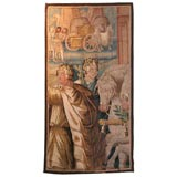 18th c. Brussels Tapestry Fragment