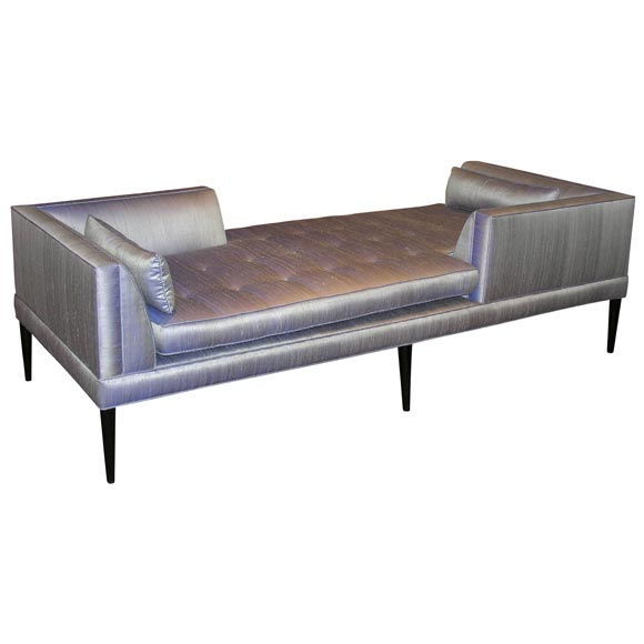 Spectacular Tete A Tete Sofa By Tommi Parzinger At 1stdibs