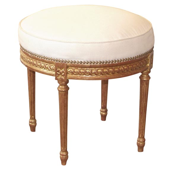 Louis Xvi Style Tabouret At 1stdibs