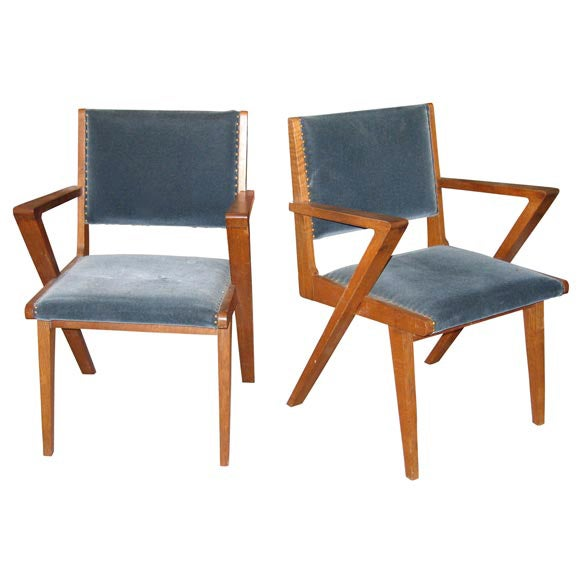 Six Dining Room Armchairs For Sale at 1stdibs : xIMG4128 from www.1stdibs.com size 580 x 580 jpeg 30kB