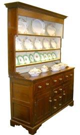 Period Welsh Pine Dresser