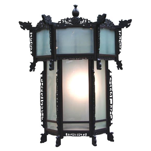 Large Lantern For Sale