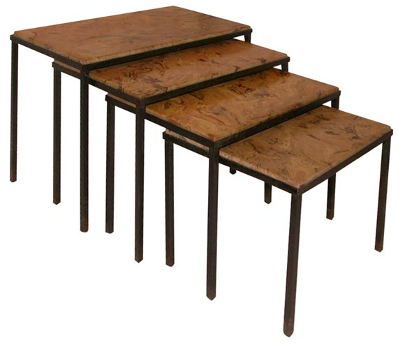 Set of nesting tables at stdibs
