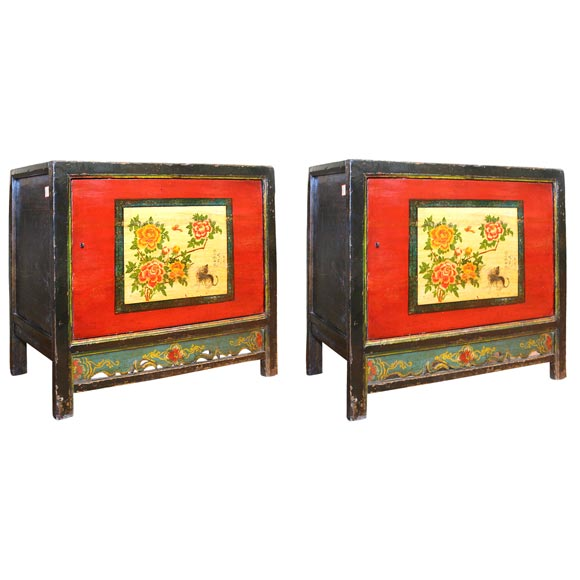 19th c mongolian cabinet at 1stdibs for Empire antiques new orleans