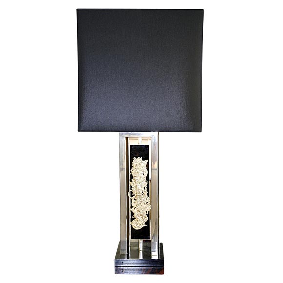 Large And Unusual Table Lamp At 1stdibs