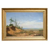Sandbank on the Island of Aero by I. E. Carl Rasmussen