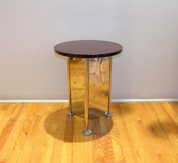 Side table by philippe starck at 1stdibs for Philippe starck tables