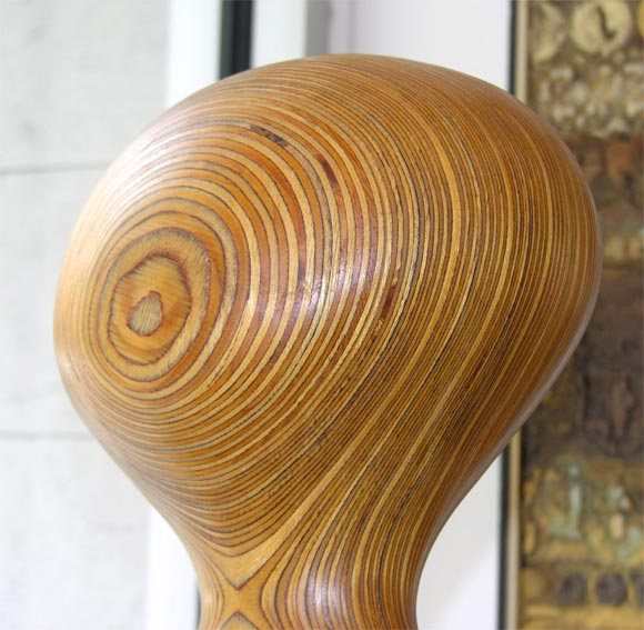 American Sculpture, Wood For Sale