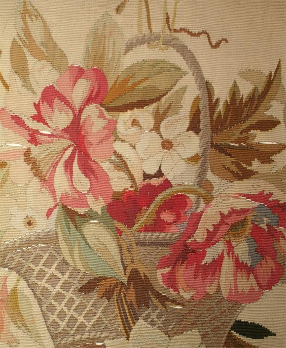 Pair of Aubusson Pillows image 7