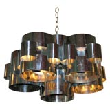Curtis Jere Ribbon Chandelier