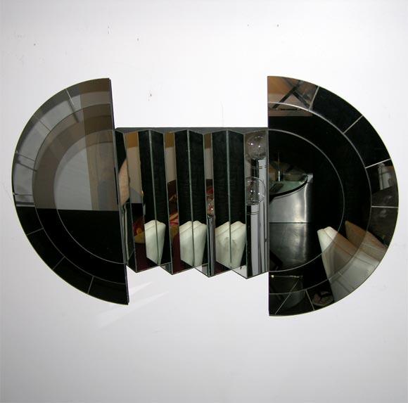 Optical Op-Art Mirror 2