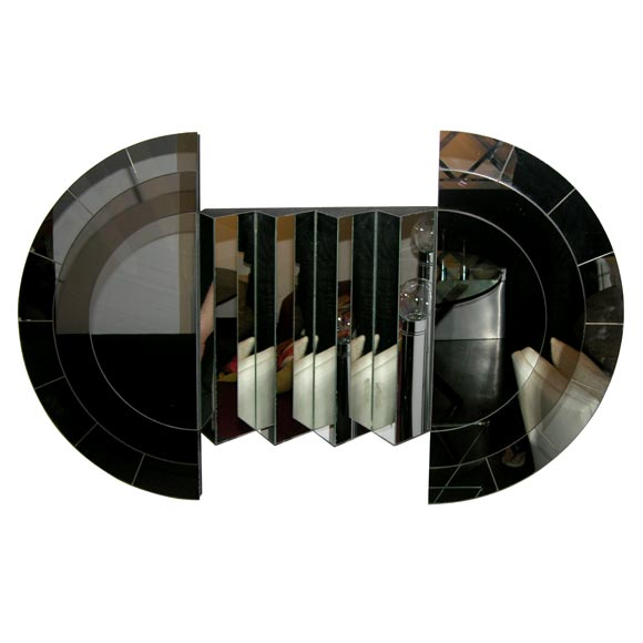 Optical Op-Art Mirror 1