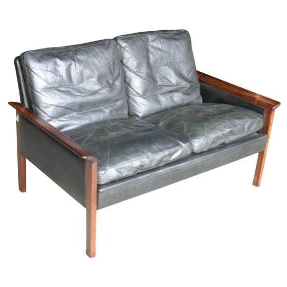 Danish Modern Sofa by Hans Olsen For Sale