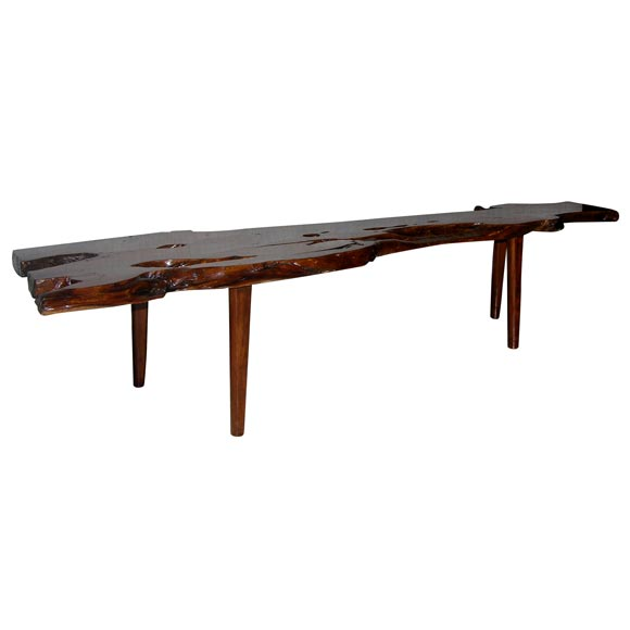 Yew Plank Top Coffee Table by Reynolds of Ludlow at 1stdibs : xDSCN5080 from www.1stdibs.com size 580 x 580 jpeg 13kB