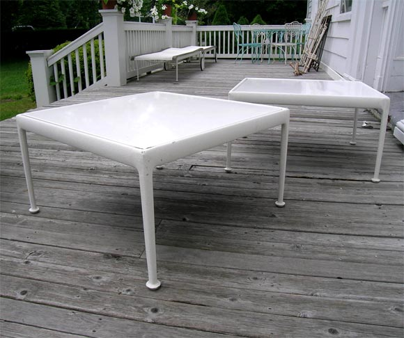 Richard Schultz Quot 1966 Collection Quot Patio Furniture At 1stdibs