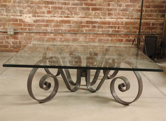 Adesso Coffee Table At 1stdibs
