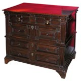 17th Century English chest of drawers