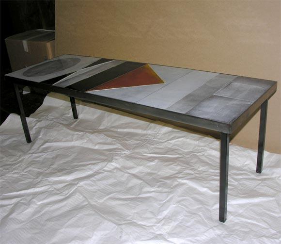 tile top coffee table at 1stdibs