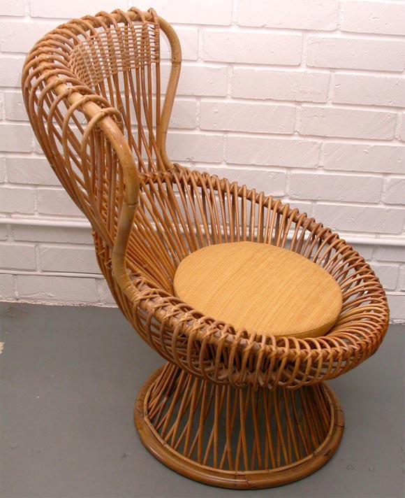 Margherita Missoni Anywhere Chair: Franco Albini Margherita Chairs At 1stdibs