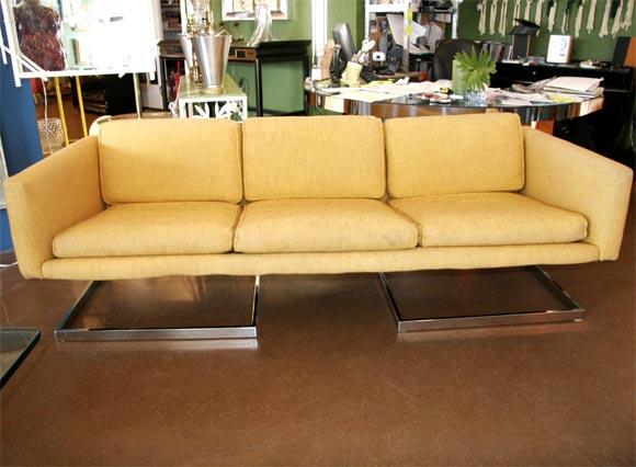 moderne sofa at 1stdibs. Black Bedroom Furniture Sets. Home Design Ideas