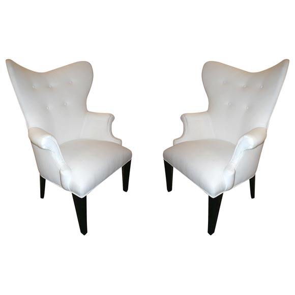 Studio Built Glamorous Chairs, Designed by Susane R.
