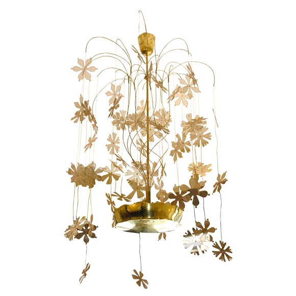 Paavo tynell snowflake chandelier at 1stdibs paavo tynell snowflake chandelier for sale mozeypictures Choice Image