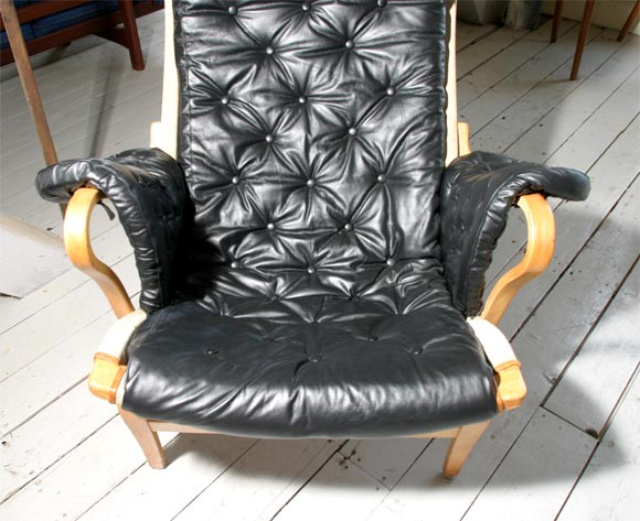 Pernilla Chair by Bruno Mathsson For Sale 2