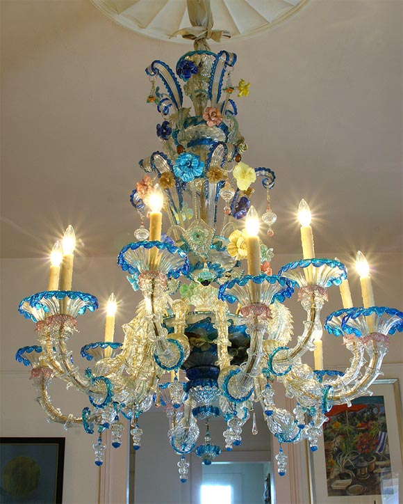 Venetian Chandelier For Sale At 1stdibs