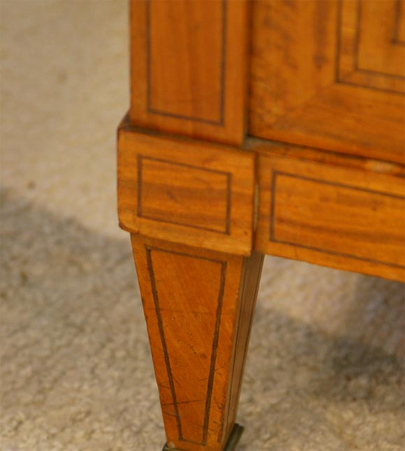 Satinwood Commode or Nightstand 5