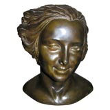 DEMETER CHIPARUS Bronze Head