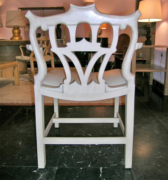 American SYRIE MAUGHAM ARMCHAIRS