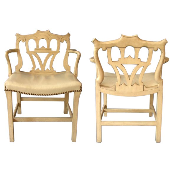 SYRIE MAUGHAM ARMCHAIRS