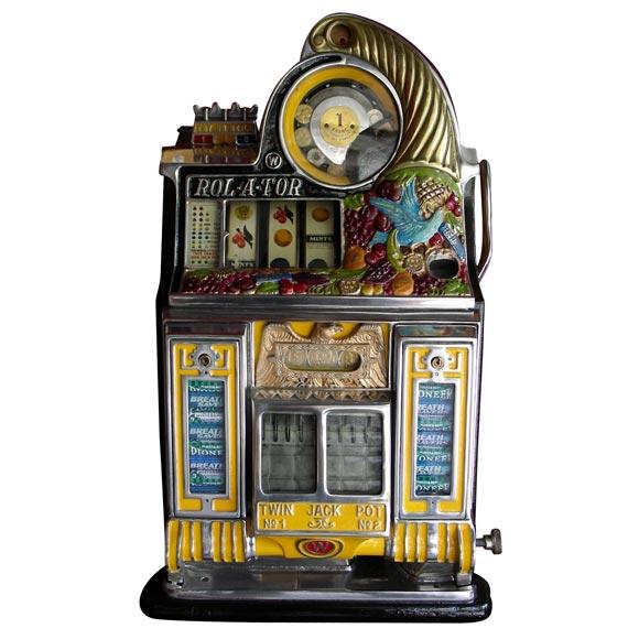 watling slot machine for sale