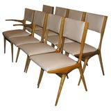 Set of 6 Carlo Di Carli Dining Chairs