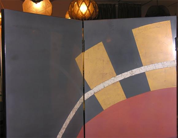 French Art Deco Screen by PAUL ETIENNE SAIN 5