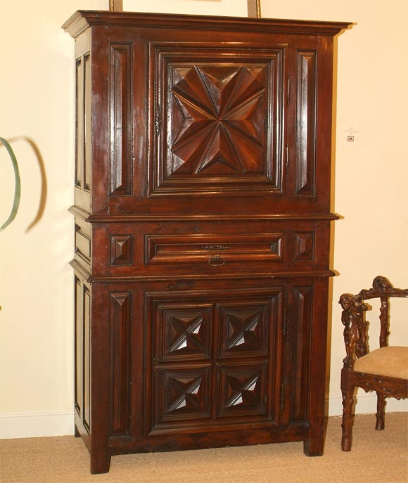 period louis xiv armoire at 1stdibs. Black Bedroom Furniture Sets. Home Design Ideas