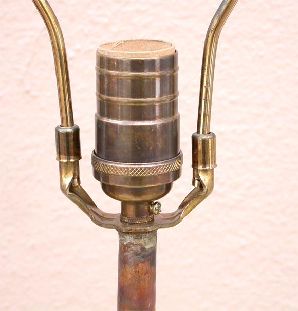 Lightning Rod Lamp At 1stdibs