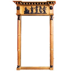 19th Century Regency Giltwood Mirror