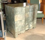 Green Parchment Commode image 2