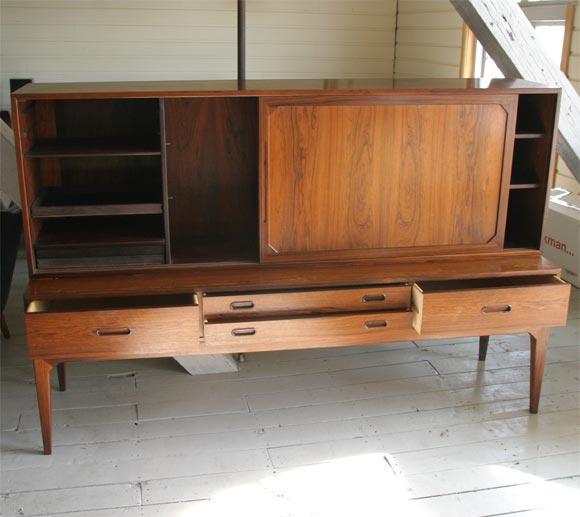 Rosewood Sideboard by Severin Hansen Jr 4