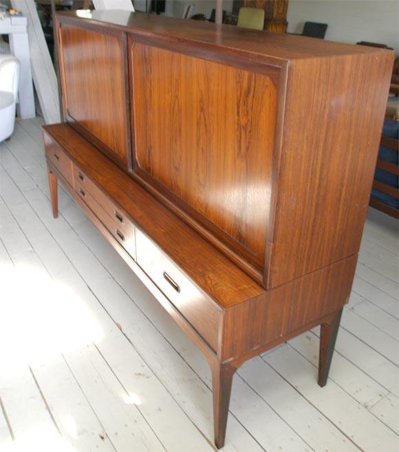 Rosewood Sideboard by Severin Hansen Jr 5