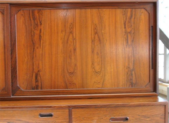 Rosewood Sideboard by Severin Hansen Jr 7