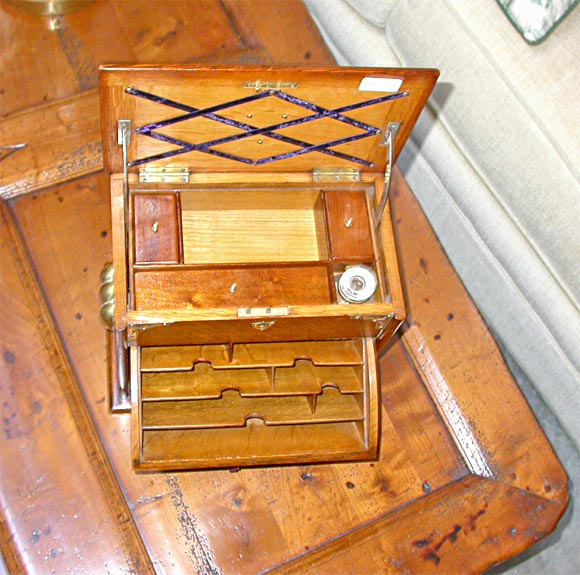 Victorian Writing Desk Organizer image 6