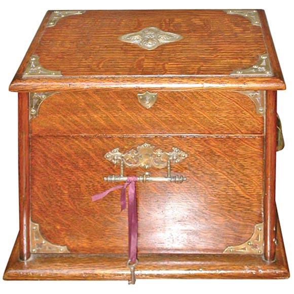 Victorian Writing Desk Organizer