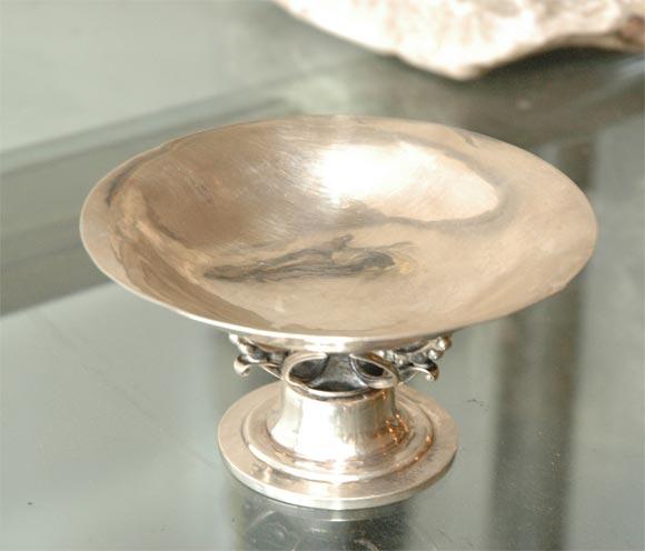 American Georg Jensen Sterling Silver Bowl For Sale