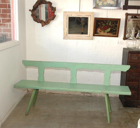 Cottage Bench At 1stdibs